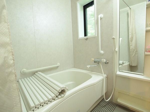 殆ど使用しなかった様なので綺麗そのもの!軽井沢の温泉を利用していると使わなくなってしまいますよね。