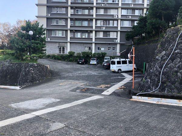【無料駐車場】