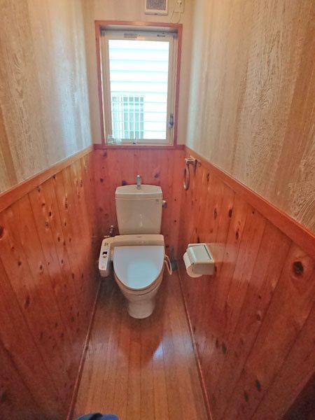 別棟の浴室スペースです。