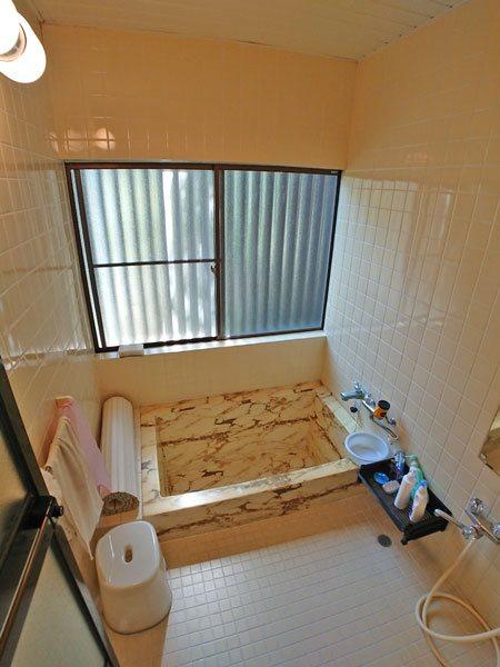 1階の温泉を楽しんでいただきたい浴室です。