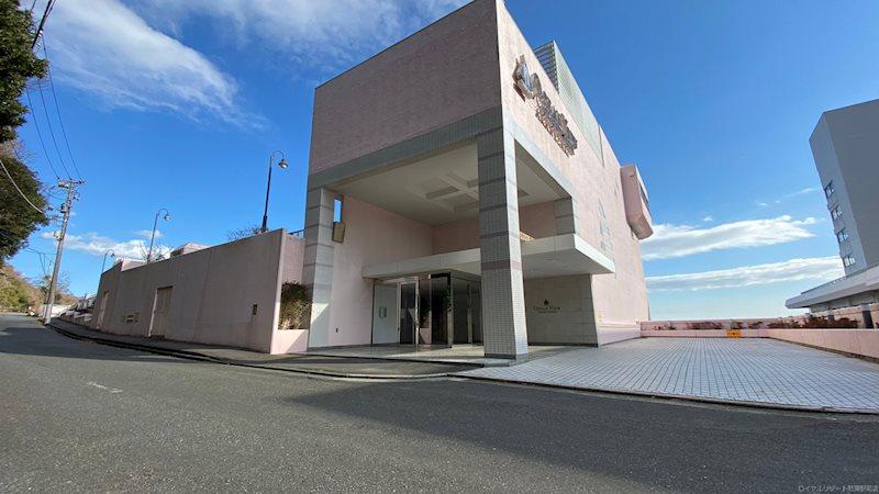 相模湾を一望できる海際リゾートヴィラ