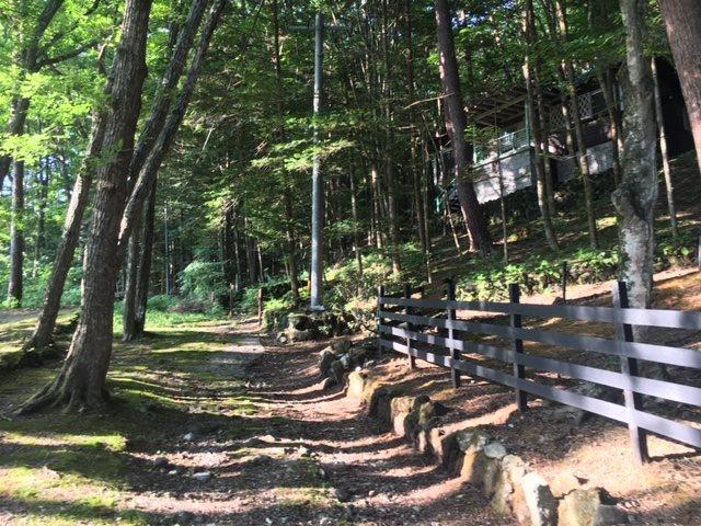 美しい緑のロケーション!三笠別荘地!
