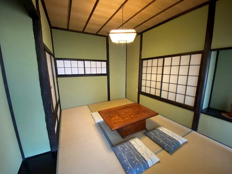 寛ぎの空間、和室もございます。