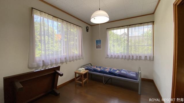 レストラン:管理事務所の近くにある「レストラン森の里」です。ランチが1000円前後で食べれます。