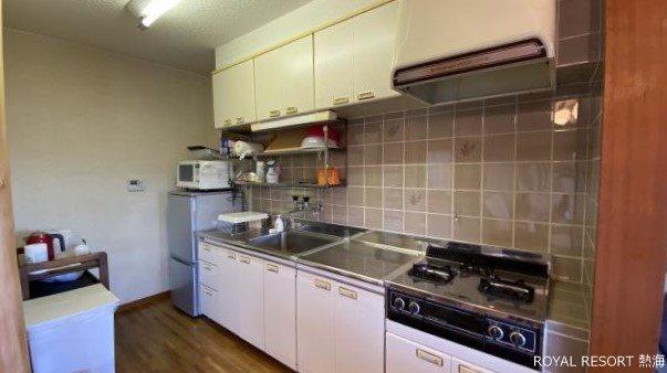 眺望です。撮影当日はあいにく富士山に雲がかかっておりましたが、開放的な見晴らしは顕在です。