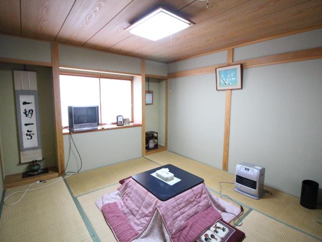 和室の客室は珍しいですね。