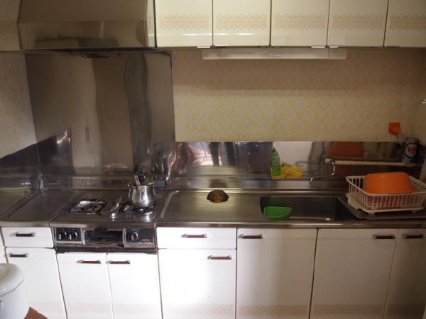 非常に綺麗なキッチン。清潔感があります。