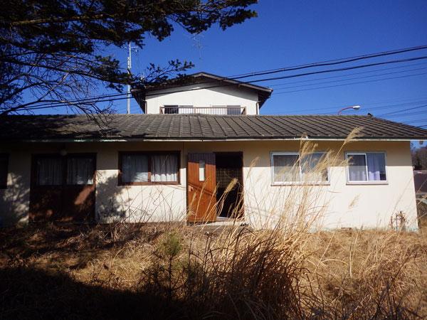 お好みの建物を建てて、軽井沢を満喫してください。