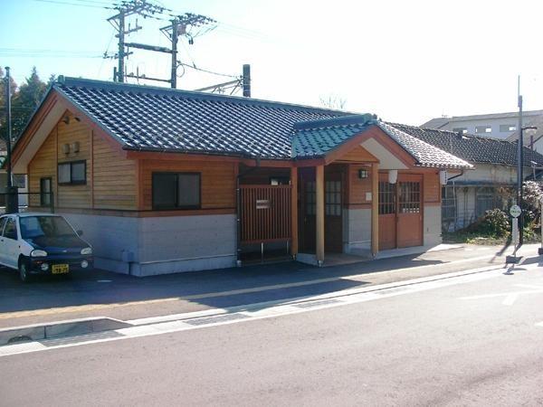 最寄り駅:しなの鉄道『信濃追分』駅までは車で約3分(約1.3km)