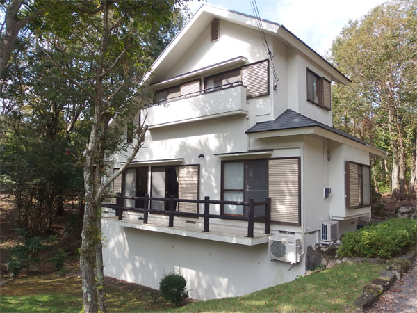 【建物】屋根外壁ともにメンテナンスはとても良い状態です。