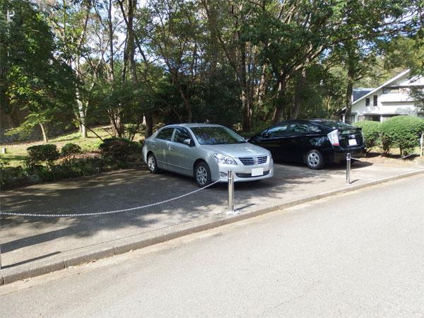 【駐車場】4台は可能です。