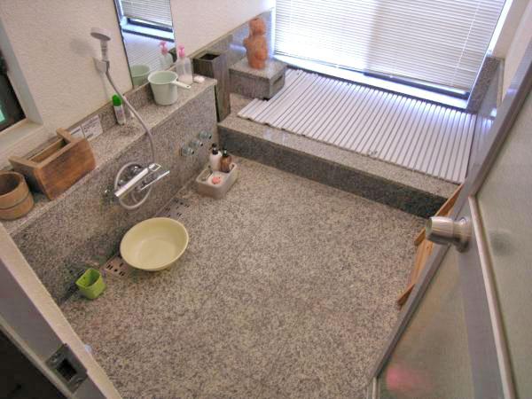 ≪浴室≫ 温泉もお楽しみいただけます。