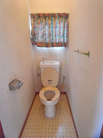 ≪トイレ≫