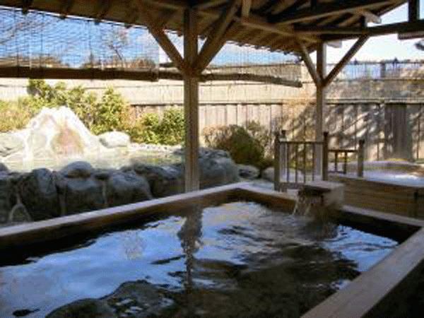 リゾートみのりの露天風呂